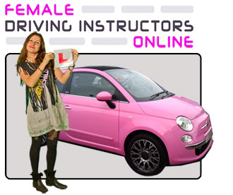 Female Driving Instructors Online